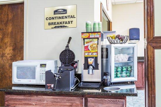 Howard Johnson Inn Tallahassee/Midway: Rise & Dine Breakfast