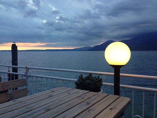 Alla Torre di Pai: Ужин с видом на закат
