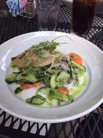Zionsville, IN: It looks better than it tasted
