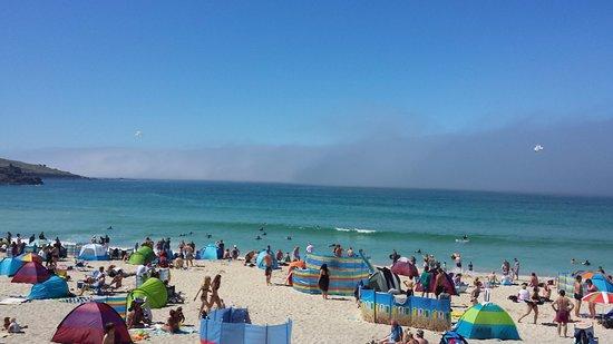 Porthmeor Beach: Middle of the Beach area