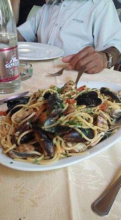 Vicchio, Italien: Spaghetti allo Scoglio