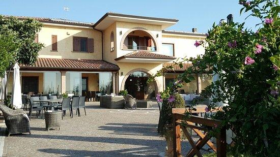 Falciano del Massico, Italia: Prospettive...