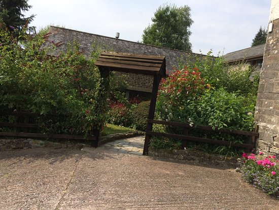 North Molton, UK: Lambscombe Farm Cottages