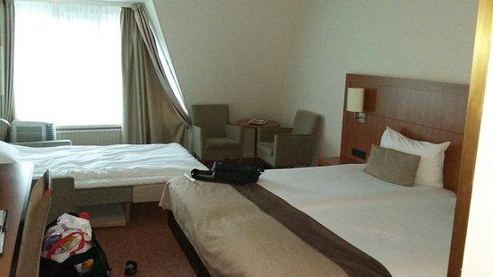 Garderen, Nederland: Bilderberg Hotel 't Speulderbos