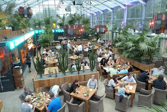 Glienicke, Γερμανία: Und schon ist es voll