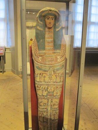 Uppsala, Sverige: Egypt exhibition
