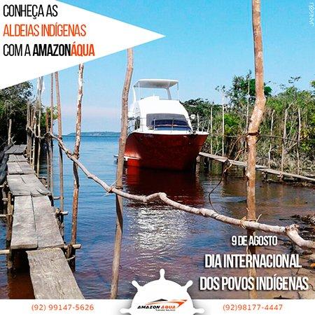 Amazonaqua Turismo Nautico