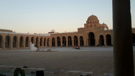 Grande Mosquée de Kairouan : 20160804_191528_large.jpg