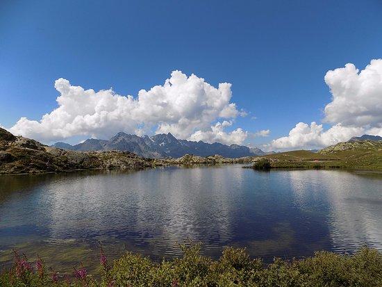 Oz en Oisans, France: lac