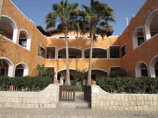 Aparthotel Ca'Nicola: Outside view of Ca' Nicola House A