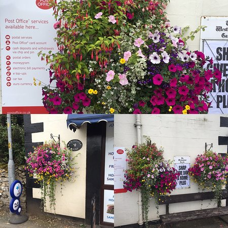 Shap, UK: Andersons Village Newsagents & Post Office