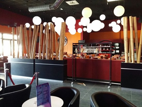 Bowling Saint Avold Restaurant