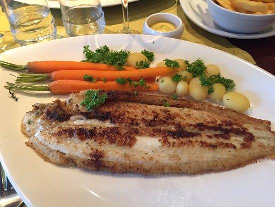 Цвийндрехт, Нидерланды: Eten zeker goed. Basic niet bijzonder maar goed voor de prijs
