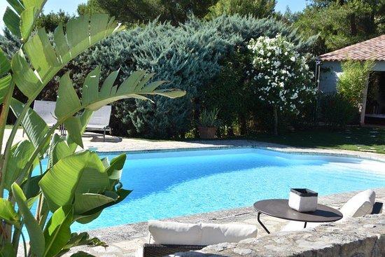 Peymeinade, فرنسا: piscine
