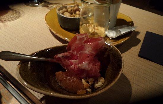 Beernem, Belgium: appetizers