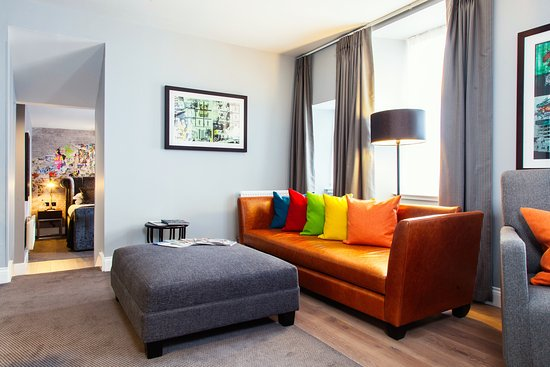 Malmaison Hotel Edinburgh: Suite 324