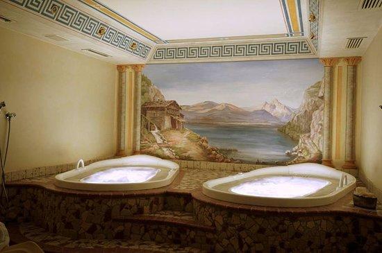 Monclassico, Italia: IDROMASSAGGIO