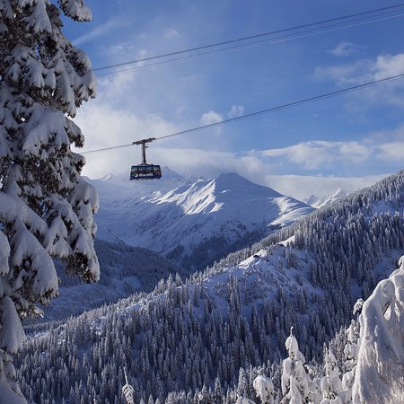 Disentis, Suiza: Lodgesax