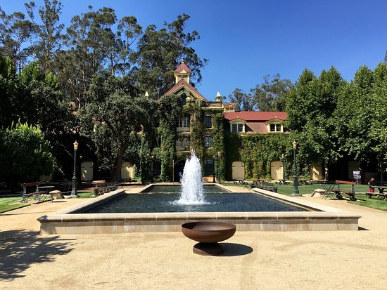 Rutherford, CA: Inglenook