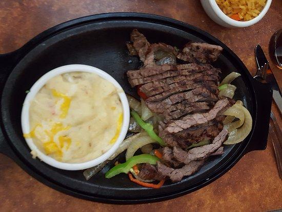Peoria, Αριζόνα: Steak Fajita's & Papa's con Chile