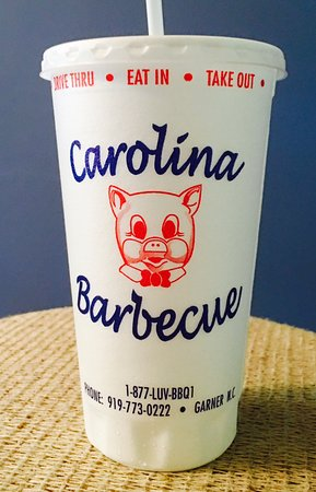 Garner, Carolina do Norte: Delicious iced tea