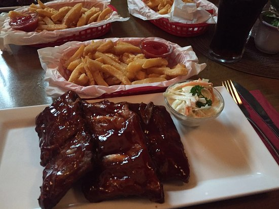 Schwabach, Alemania: Best SpareRibs ever ;)