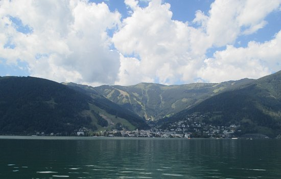 Zeller See: Lake Zell