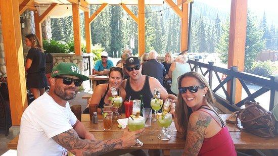 Sun Peaks, Kanada: Bottoms Bar & Grill