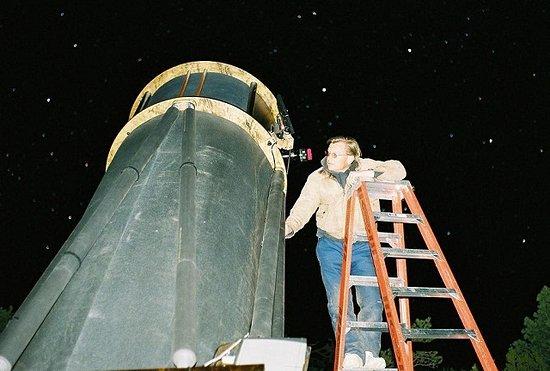 Overgaard, AZ: Largest public observing telescope Arizona.