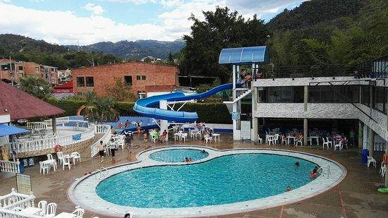 Hotel la puerta del sol reviews la vega colombia for La puerta del sol