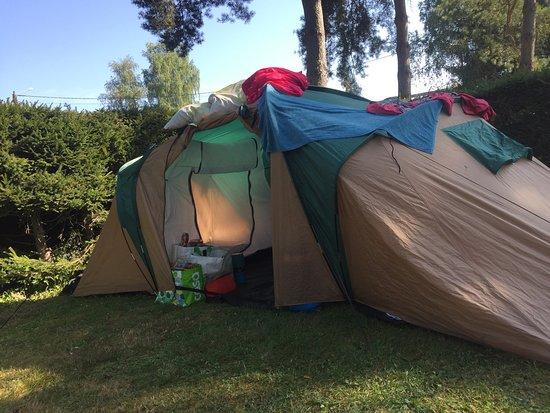 Camping les Pinasses