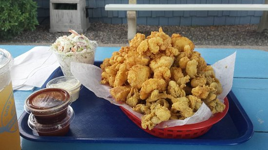 Kittery, ME: Our seafood basket