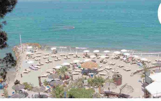 La spiaggia picture of bagni capo mele laigueglia tripadvisor