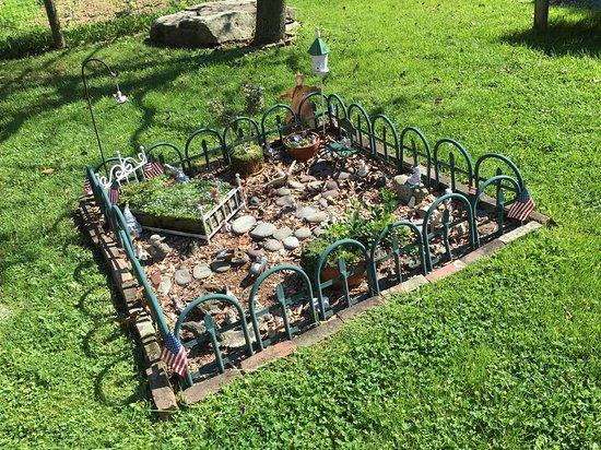 Port Murray, Нью-Джерси: Well-Sweep Herb Farm