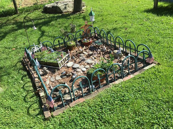 Port Murray, نيو جيرسي: Well-Sweep Herb Farm
