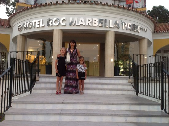 Hotel Roc Marbella Park Photo