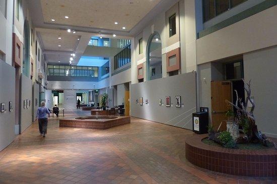 S Dillon Ripley Center
