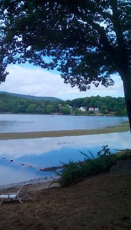 Lake Luzerne ภาพถ่าย