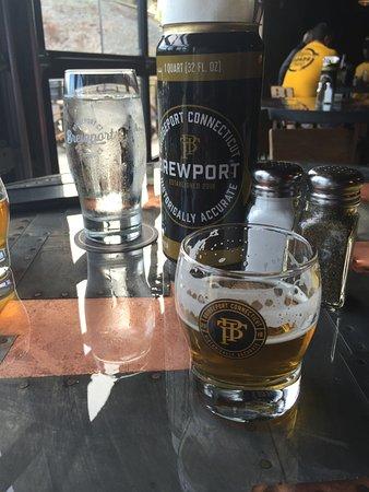 Bridgeport, CT: 7oz beer