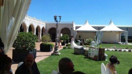 los jardines de palacio villacanas restaurant reviews On los jardines de palacio