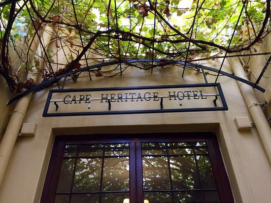 Cape Heritage Hotel: photo0.jpg