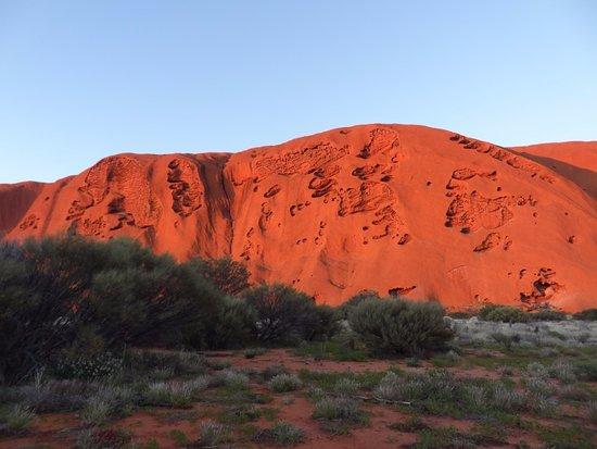 Yulara, Austrália: Uluru Sunrise