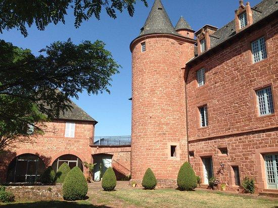 Meyssac, Γαλλία: Château de Marsac