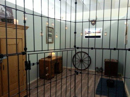 Kannapolis, Caroline du Nord : Deadwood - Can you escape?