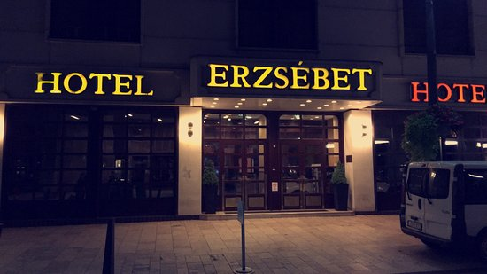 Hotel Erzsebet City Center: photo0.jpg