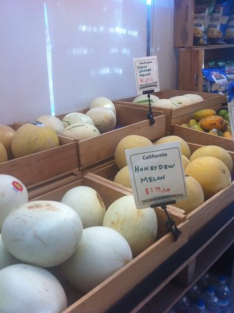 Chimacum, WA: Great fresh produce section