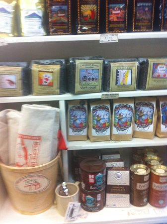 Chimacum, WA: Coffees, teas and more from local vendors