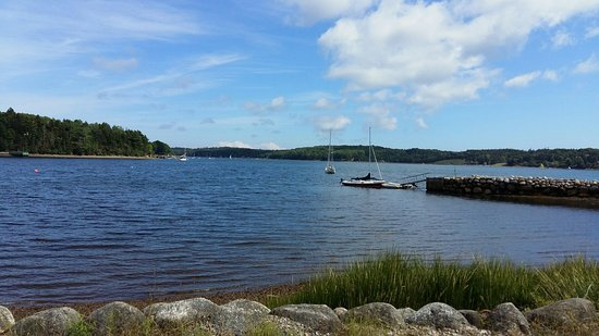 Mahone Bay, Canadá: Great ride from Sweet Ride.