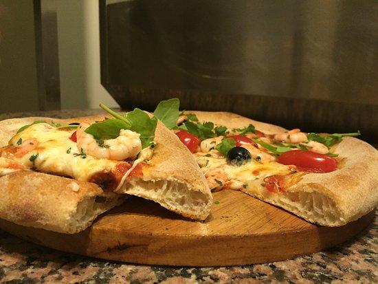 Prevessin Moens, Francja: Street Pizza