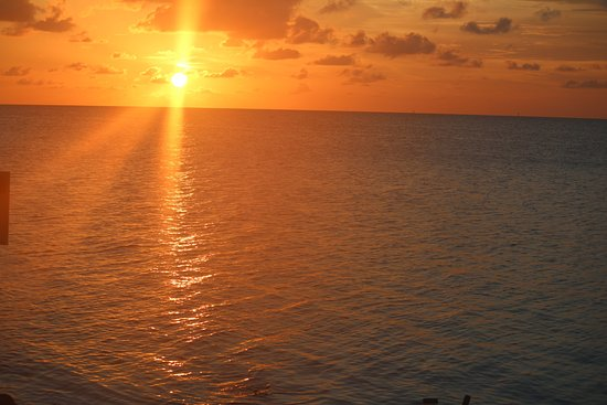 Long Key, FL: Just one of the amazing sunsets